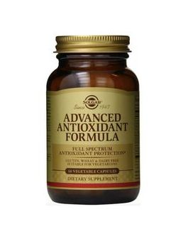 Solgar Advanced Antioxidant Formula (60 Vegicaps) # 1033