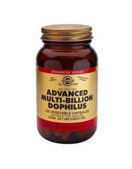 Solgar Advanced Multi-Billion Dophilus (120 Vegicaps) # 46