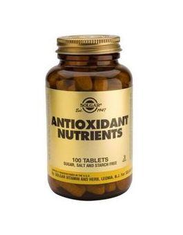 Solgar Antioxidant Nutrients (100 Tablets)  # 116