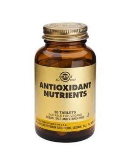 Solgar Antioxidant Nutrients (50 Tablets) # 115