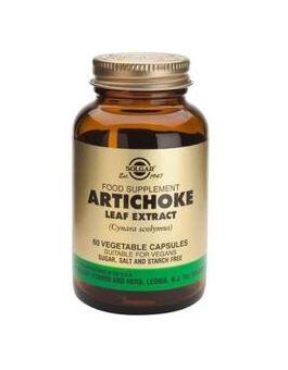 Solgar Artichoke Leaf Extract 300 mg (60 Capsules)  # 36218