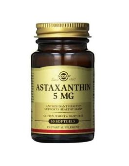 Solgar Astaxanthin Complex 5mg (30 Capsules) # 70