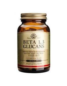 Solgar Beta 1,3 Glucans (60 Tablets) # 235