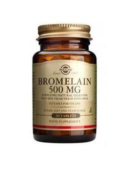 Solgar Bromelain 500 mg (30 Tablets) # 403