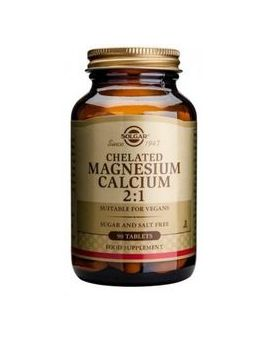 Solgar Chelated Manganese (100 Tablets) # 720