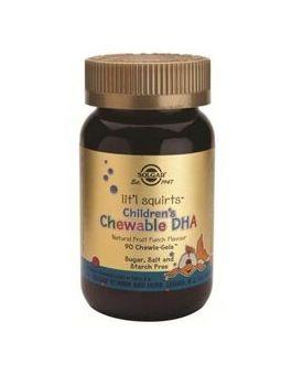Solgar Children's Chewable DHA Chewie-Gels (90 Capsules) # 815