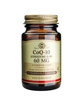 Solgar Co-Q 10 60 mg (30 Capsules) # 935