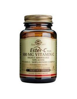 Solgar Ester C Plus 500 mg (250 Vegicaps) # 1049