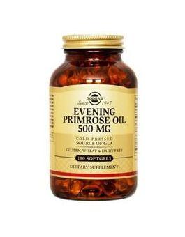 Solgar Evening Primrose Oil 500 mg (180 Capsules) # 1043