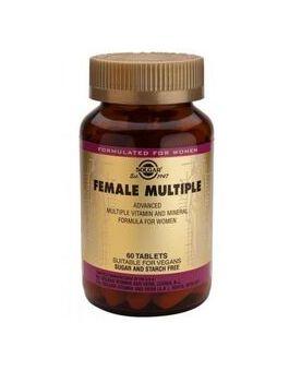 Solgar Female Multiple (60 Tablets) # 1074