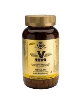 Solgar Formula VM-2000 (180 Tablets) # 1189