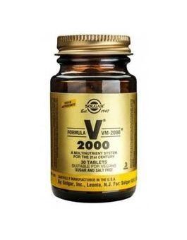 Solgar Formula VM-2000 (30 Tablets) # 1186