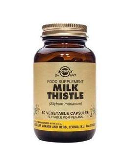 Solgar Full Potency Milk Thistle 100 Veg Capsules # 3972