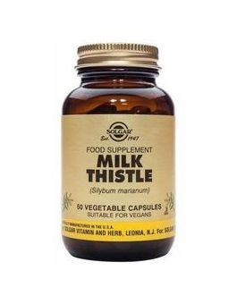 Solgar Full Potency Milk Thistle 50 Veg Capsules # 3971