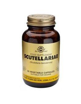 Solgar Full Potency Scutellaria 50 Capsules # 4994