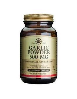 Solgar Garlic 500mg (90 Veg Capsules) # 1197