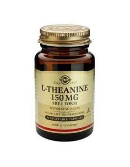 Solgar L-Theanine (30 Capsules) # 2731