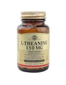 Solgar L-Theanine (60 Vegcaps) # 2706