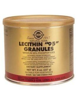 Solgar Lecithin 95 Granules (227 g) # 1560