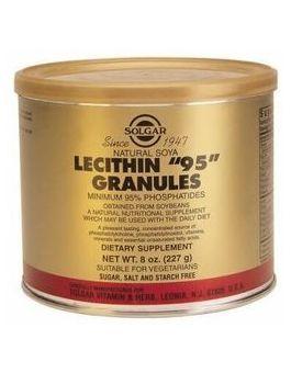 Solgar Lecithin 95 Granules (454 g) # 1561