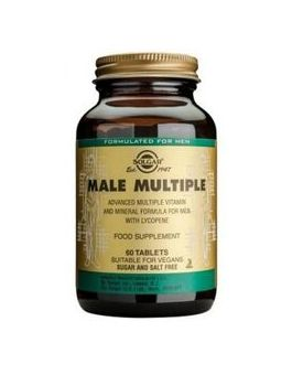 Solgar Male Multiple (60 Tablets) # 1724
