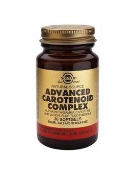 Solgar Natural Advanced Cartenoid Complex (60 Softgels)  # 35