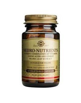Solgar Neuro Nutrients (30 Vegcaps) # 1845