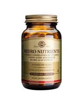 Solgar Neuro Nutrients (60 Vegcaps) # 1846