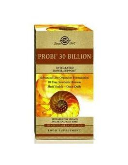 Solgar PROBI 30 Billion (30 Vegicaps) # 53925