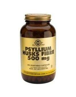 Solgar Psyllium Husks Fibre (200 Vegicaps) # 2315