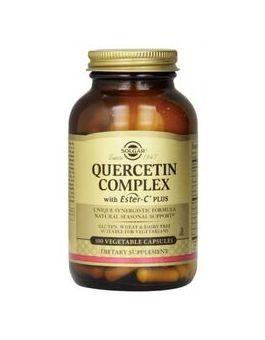 Solgar Quercetin Complex (100 Vegicaps) # 2319