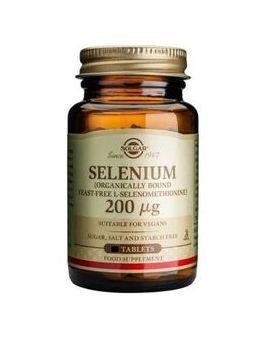 Solgar Selenium 200µg (Yeast Free) 250 Tablets # 2558