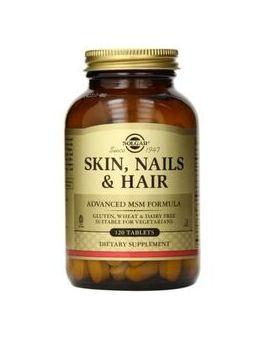 Solgar Skin, Nails and Hair Formula (120 Tablets) # 1736
