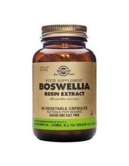 Solgar Standardised Boswellia Extract (60 Veg Capsules) # 4114