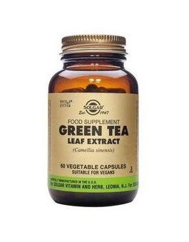 Solgar Standardised Green Tea Extract (60 Veg Capsules) # 4124