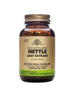 Solgar Standardised Nettle Leaf Extract (60 Veg Capsules) # 4144