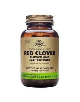 Solgar Standardised Red Clover Extract (60 Veg Capsules) # 4142