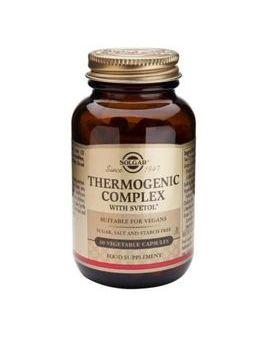 Solgar Thermogenic Complex (60 Vegicaps) # 51285