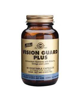 Solgar Vision Guard (Formerly Bilberry Ginkgo Eyebright Plus Lutein Complex) 60 Vegicaps# 316