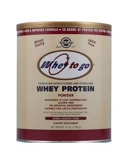 Solgar Whey To Go Protein Powder (Chocolate) # 3673