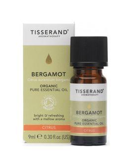 Tisserand Bergamot-Organic (Rind Of The Fruit) Pure Essential Oil