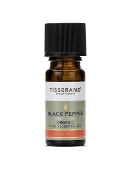 Tisserand Black Pepper-Organic Pure Essential Oil
