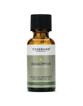 Tisserand Eucalyptus-Organic (Leaves Of The Tree) Pure Essential Oil