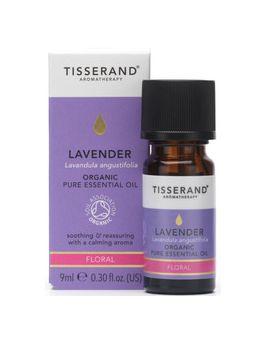 Tisserand Lavender-Organic Pure Essential Oil
