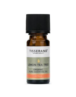 Tisserand Lemon Tea-Tree-Organic-freshning, purifying, boosting