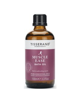 Tisserand Muscle Ease Bath Oil-Warming and Soothing