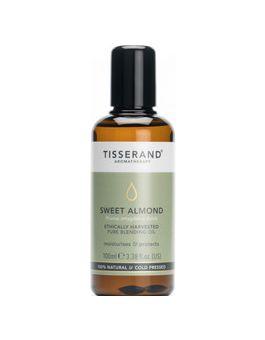 TISSERAND SWEET ALMOND ETHICALLY HARVESTED PURE BLENDING OIL 100ML