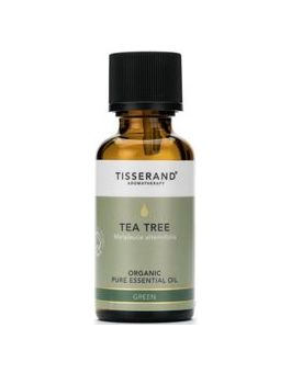 Tisserand Tea-Tree-Organic (Leaves of the Tree) Pure Essential Oil