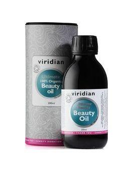 Viridian 100% Organic Ultimate Beauty Oil # 500