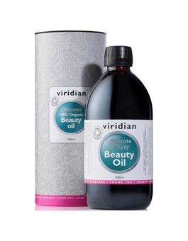 Viridian 100% Organic Ultimate Beauty Oil # 501